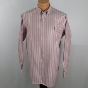 Ralph Lauren long sleeve button down. 16-34/35